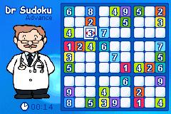 Thumbnail 1 for Dr. Sudoku Advance